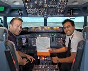 Boeing 737 Flight Simulator Melbourne CBD - 30 Minute Scenic Flight