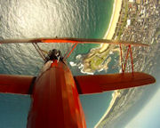 Aerobatic Formation and Beach Flight For 2, 20 Minute Stunt Flight - Wollongong