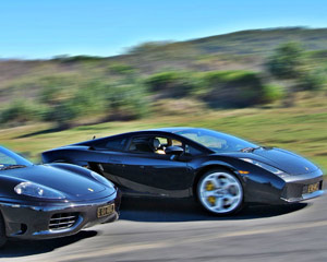 Supercar Tour - SPECIAL OFFER SECOND PERSON HALF PRICE - Gold Coast