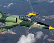 Jet Fighter Flight, L39 15-minute Introductory Mission - Port Macquarie