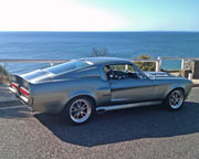 Ford Mustang Shelby GT 500, 90 Minute Beachside Cruise For Up To 4 Passengers, Melbourne