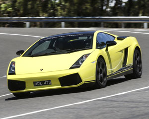 Ride in a Lamborghini Plus Photo - Mornington Peninsula
