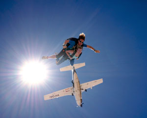 Skydiving Perth York - Weekday Tandem Skydive 14,000ft