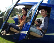 Decadent Helicopter Champagne Breakfast Fly & Dine - Hunter Valley