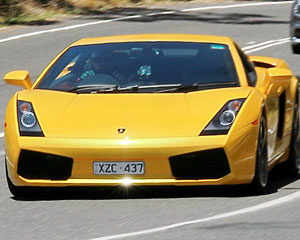 Lamborghini Gallardo Drive plus Photo - Mornington Peninsula