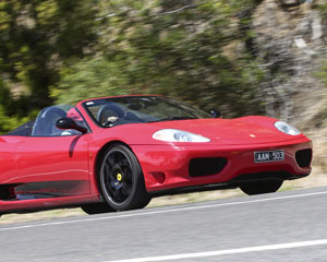 Drive a Ferrari, 1 hour - Scoresby, Melbourne