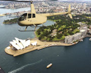 Helicopter Scenic Shared Flight, 30 min - Sydney Harbour Highlights