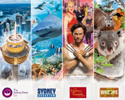 Combination 2 Pass - Sydney Attractions Entry
