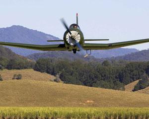 Thrill Seeker 20 Minute Aerobatic Flight - Adelaide