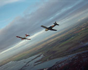 Aerobatic Formation Flight for 2, 20 Minute - Adelaide