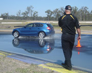 Defensive Driving Course - FULL DAY P-PLATE & L-PLATE SCHOOL HOLIDAY SPECIAL, Sandown Raceway, Melbourne