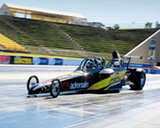 Drag Racing Experience, Willowbank Raceway, Ipswich QLD