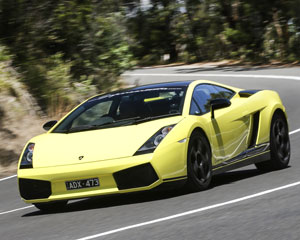 Lamborghini Gallardo Drive, 1 Hour plus Photo - Mornington Peninsula