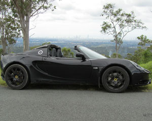 Rent a Lotus Elise, 24 Hours - Gold Coast