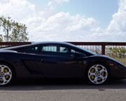 Rent a Lamborghini, 4 hours - Gold Coast