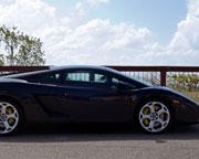 Rent a Lamborghini, 4 hours - Gold Coast