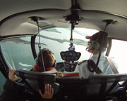 Private Helicopter Flight for 2, 8-minutes - Phillip Island
