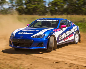 Rally Driving Brisbane - 6 Lap Taster