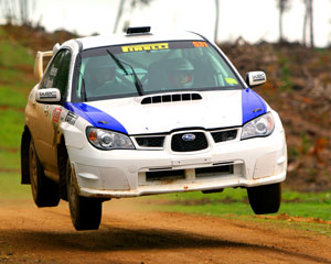 Rally Driving Perth - 6 Lap Taster
