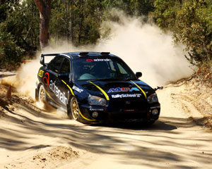 Rally Driving Adelaide - 6 Lap Taster