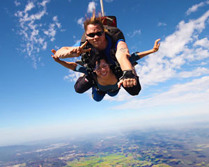 Skydiving Yarra Valley - WEEKDAY SPECIAL Up To 15,000ft