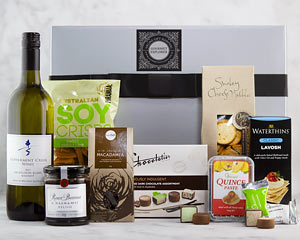 White Wine Indulgence Hamper