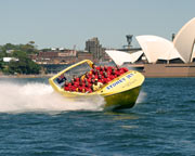 Darling Harbour Jet Boat Ride, 35 min - Sydney