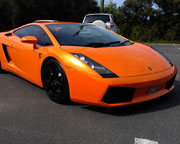 Ride in a Lamborghini, 30 Minutes - Great Ocean Road