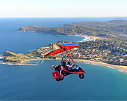Microlight, 40 Minute Combination Flight - Central Coast