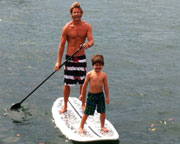 Stand Up Paddle Boarding, Private Lesson for 2 - Rose Bay