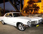 Classic Car Hire, Pontiac For A Day - Sydney