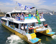 Sydney Harbour Australia Day BBQ Cruise, 26th January - Sydney