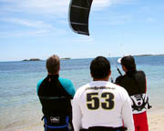 Kiteboarding, Beginner Lesson - Perth