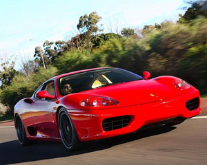 Ferrari Drive, 1 Hour plus Photo - Mornington Peninsula
