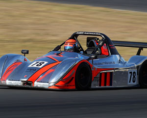 Radical SR3 Race Car Drive and Ride - Brisbane or Gold Coast