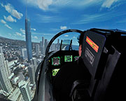 F/A-18 Jet Fighter Simulator, 30 Minutes - Brisbane