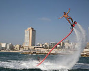 Flyboard Port Melbourne - 30 Minute Weekday Experience