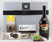 Cream Liqueur and Chocolate Hamper