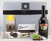 Cream Liqueur and Chocolate Hamper