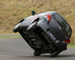 Advanced Stunt Driver Training Sydney