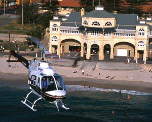 Helicopter Scenic Flight, Shared Scenic Beaches Flight, 30-minute - Perth