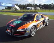 Phillip Island Audi R8 Hot Laps