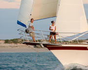 Sailing - Weekend Carnac Island Experience With Lunch - Perth