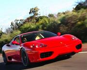 Ferrari Drive plus Photo - Mornington Peninsula