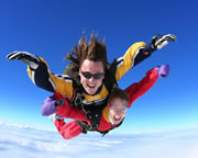 Skydiving Melbourne Nagambie WINTER SPECIAL - Weekend Tandem Skydive 14,000ft