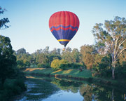 Hot Air Balloon Flight With Full Breakfast, WINTER WEEKDAY SPECIAL - Hunter Valley