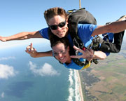 Skydiving Over The Beach Ballina - Tandem Skydive 14,000ft - WEEKDAY SPECIAL
