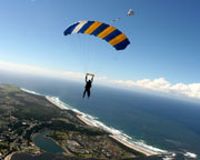 Skydiving Over The Beach Ballina - Weekday Tandem  Skydive 10,000ft