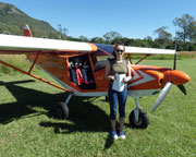 Learn To Fly, 60-minute Bush Pilot Training + FREE HD Video - Caboolture or Caloundra