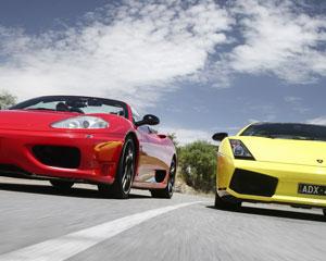 Ferrari and Lamborghini Drive, Half Day Tour - Mornington Peninsula